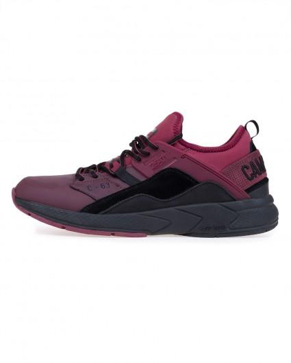 Взуття чоловіче CCU-1855-8002-bordo/8-91
