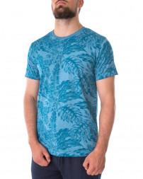 Футболка чоловіча 147437-ADRIATIC BLUE-light blue/21 (1)