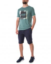 Футболка чоловіча 147895-BLUE SPRUCE-green/21 (2)