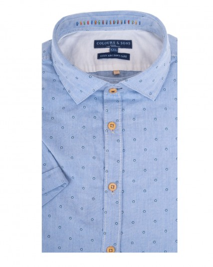Рубашка мужская 9117-2250-0226/7