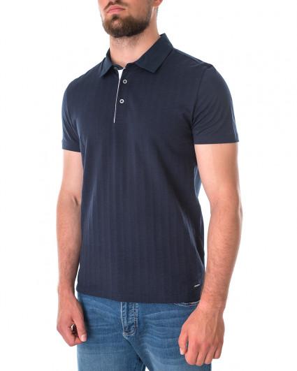 Поло мужское 4801-401-blue/21