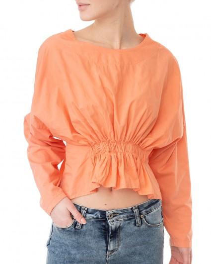 The blouse is female F6400PL306-помаранчевий/20
