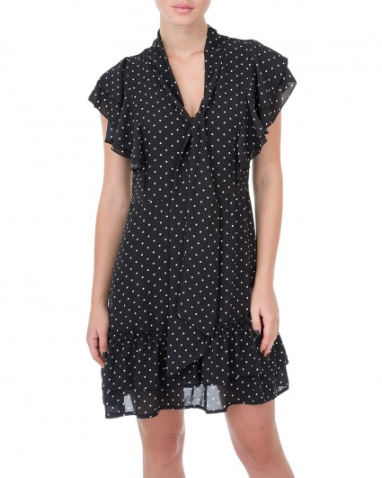 Платье женское CFC0039848004/83-черн.