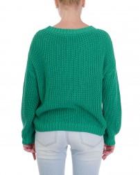 Джемпер женский 0002546004-зелен./9 (5)