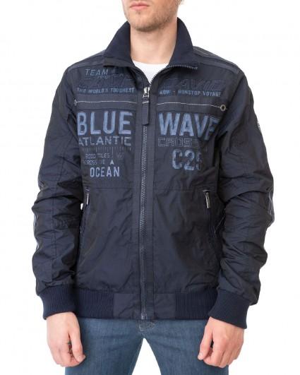 Бомбер чоловічий 2000-2436-blue navy/20