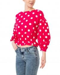 Блуза женская C975FF09-червоний/20 (3)