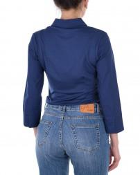 Блуза женская 20642-синий/8 (3)