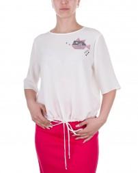 Блуза женская WNK38T-W8906-101/8 (1)