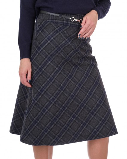 The skirt is female 620440-RABEAF-099/19-20-2