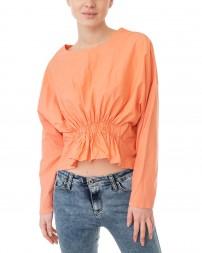Блуза женская F6400PL306-помаранчевий/20 (3)