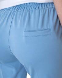 Брюки женские S21-P112MM/21-блакитний (6)