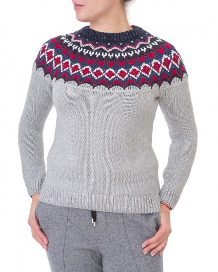The sweater is female 67111-925/19-20-3