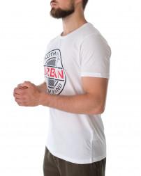 Футболка чоловіча 147060-OPTICAL WHITE-white/21 (3)