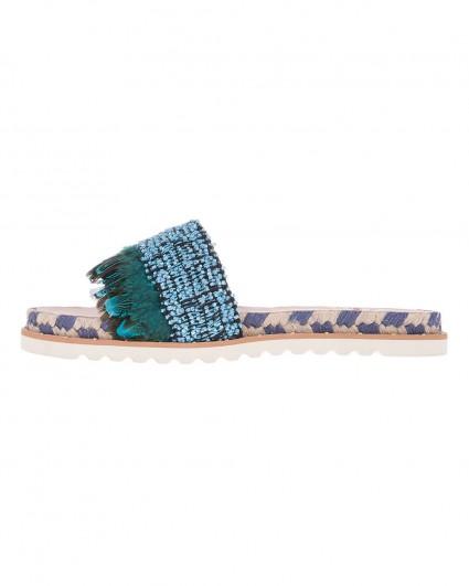Обувь женская KV8327/8-голуб.