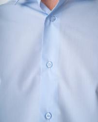 Сорочка чоловіча 138-SLIM FIT-light blue/21-22 (5)