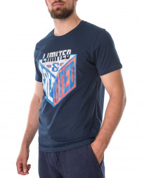 Футболка чоловіча 147871-DRESS BLUES-blue/21 (3)