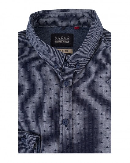 Рубашка мужская 20709600-74645/19-20-3-2