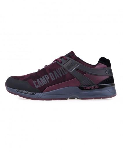 Male footwear CCU-1855-8994-bordo/8-91