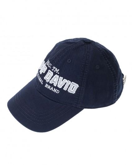 Картуз мужской 2002-8637-6-blue navy/20