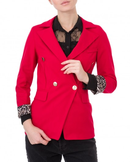 The jacket is female 0040571004/8-91-красн.