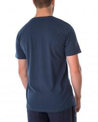 Футболка чоловіча 147184-DRESS BLUES-blue/21 (5)