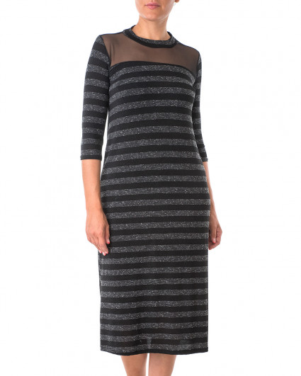 Платье женское 18460011-black/77