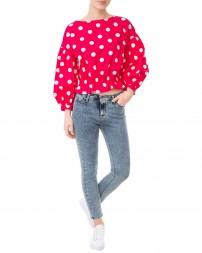 Блуза женская C975FF09-червоний/20 (2)