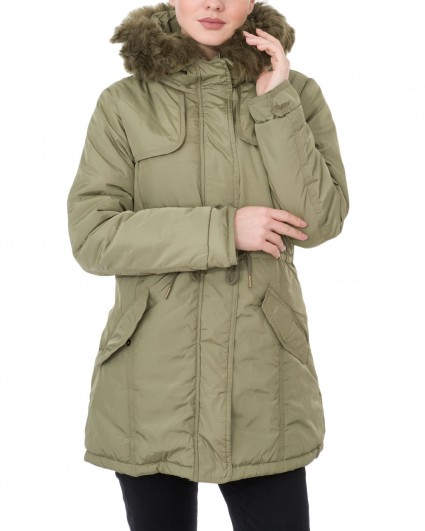 The jacket is female A139174.VJA.VX- олива/19-20