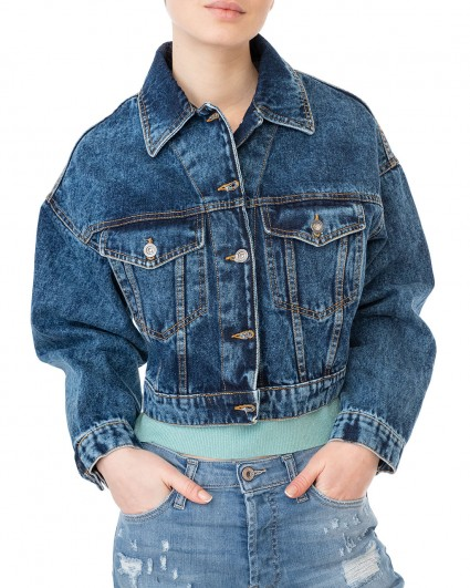Куртка джинсовая женская LP8MN20033XX90-синій/20