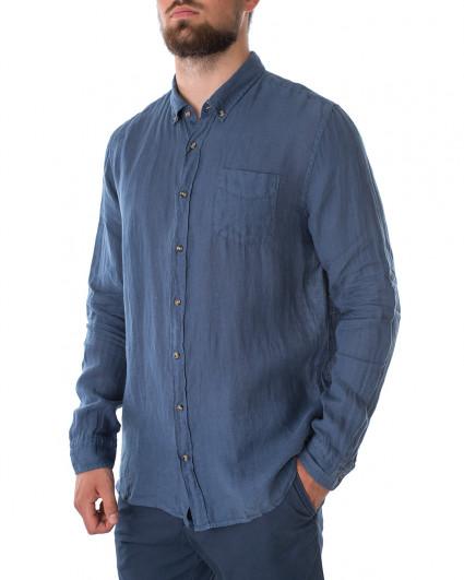 Сорочка чоловіча 213011123-622-blue/21-3