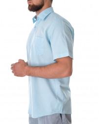 Рубашка мужская 2211-80-440-light blue/21 (3)