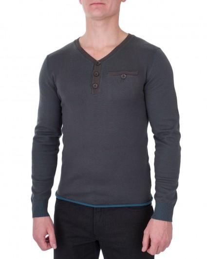 Пуловер  чоловічий 126980-asfalt/6-7