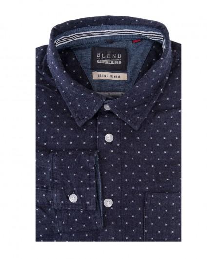Рубашка мужская 20708884-74645/19-20-3-1