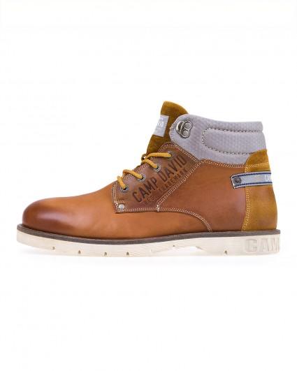 Ботинки мужские 1855-8005/8-9-желт