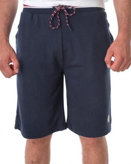 Шорты трикотажные мужские 147808-DRESS BLUES-blue/21