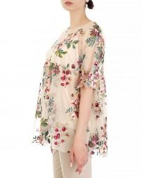 Блуза женская 00004210/82-цветн. (2)