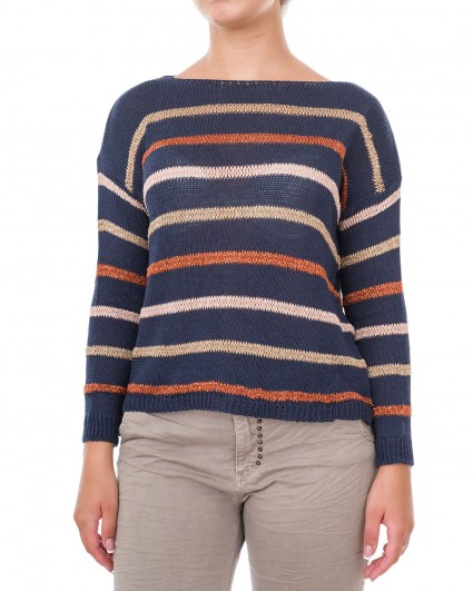 The jumper is female 121-синий/9