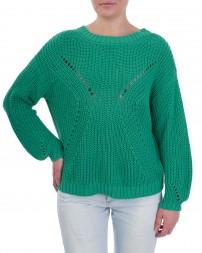 Джемпер женский 0002546004-зелен./9 (2)