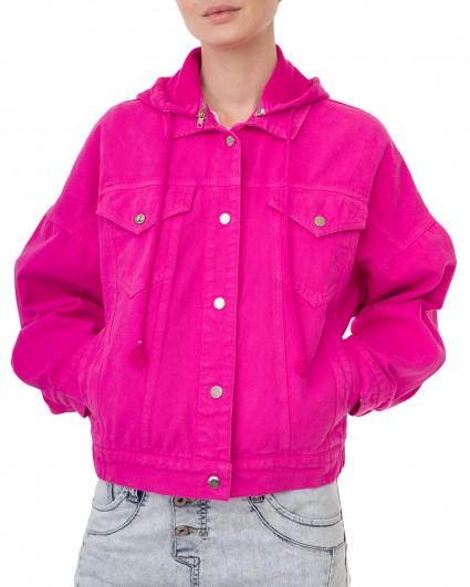 Куртка джинсовая женская MP8NR100026XX90-фіолетовий/20