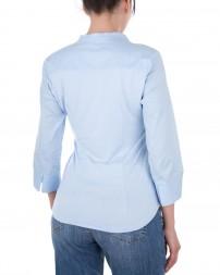 Блуза женская 1820620-голубой/8 (3)
