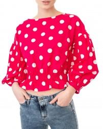 Блуза женская C975FF09-червоний/20 (1)
