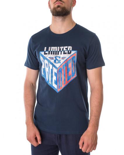 Футболка мужская 147871-DRESS BLUES-blue/21
