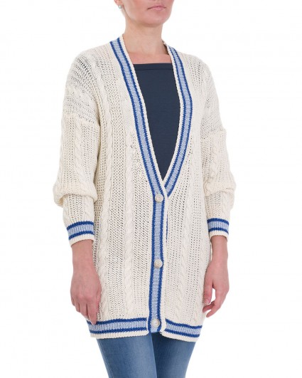 The cardigan is female 0002560004-синий/9