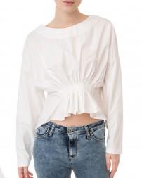 Блуза женская F6400PL306-білий/20 (1)