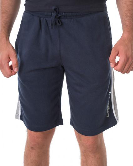 Шорты трикотажные мужские 147055-DRESS BLUES-blue/21
