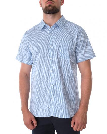Сорочка чоловіча 147230-DRESS BLUES-white/21