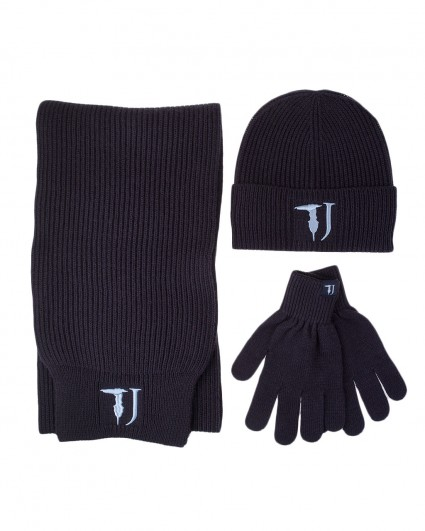 Комплект ( шапка/шарф/рукавички ) чоловічий 57Y00002-9Y099998-U290/19-20-2