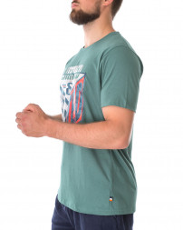 Футболка чоловіча 147436-BLUE SPRUCE-green/21 (3)