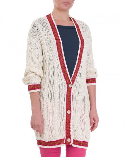 The cardigan is female 0002560004-красн./9