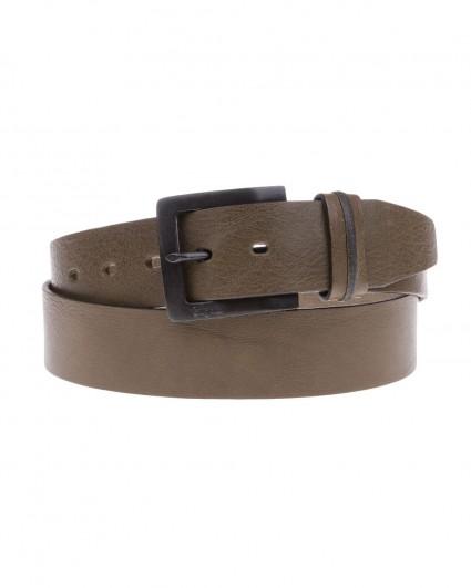 The belt is man